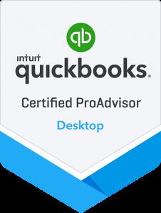 Certified QuickBooks ProAdvisor Desktop Certification